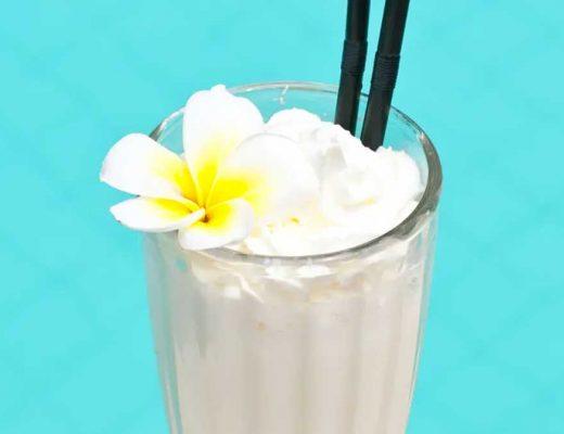 Limonada batida com chantilly uma receita viral no TikTok