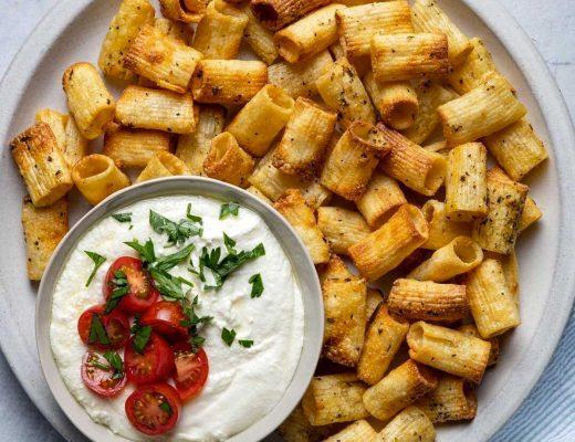 macarrao chips airfryer tiktok