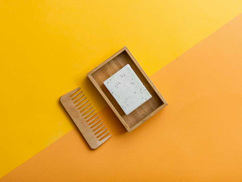shampoo sólido barra cabelos loiros receita