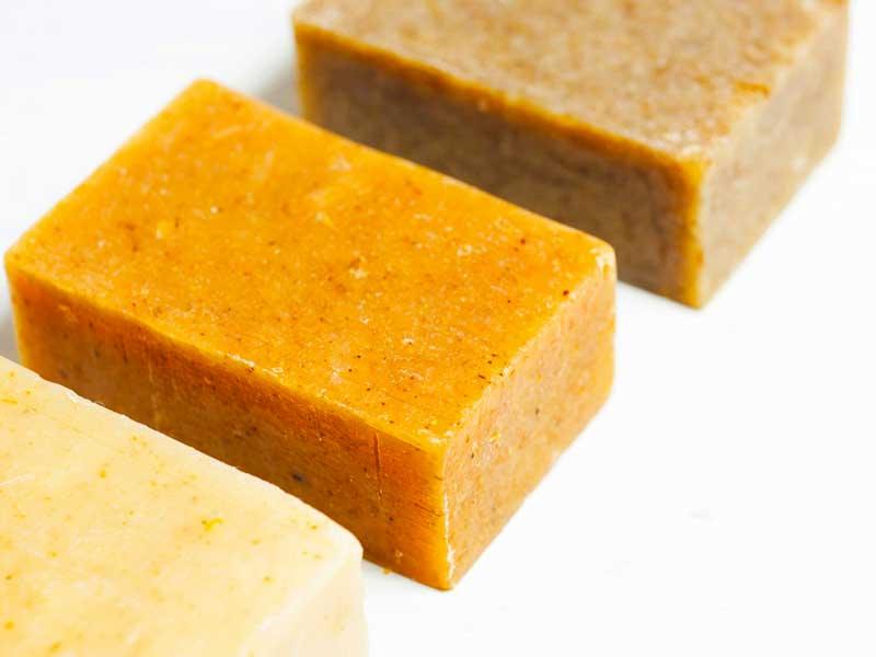 shampoo sólido para couro cabeludo sensível