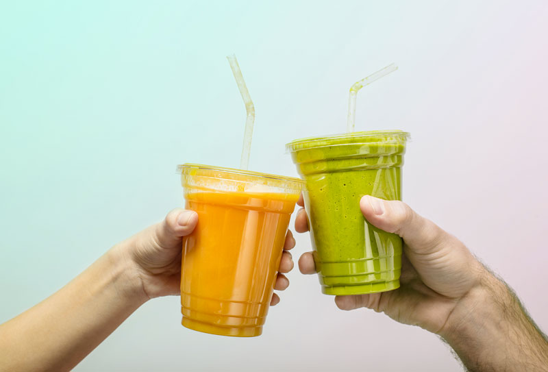 super drinks suco de vegetais
