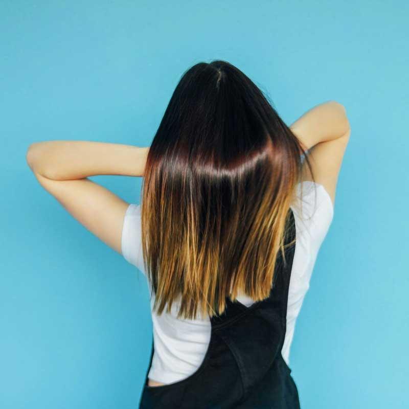 botox nos cabelos