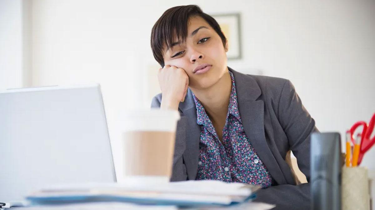 frustração no trabalho