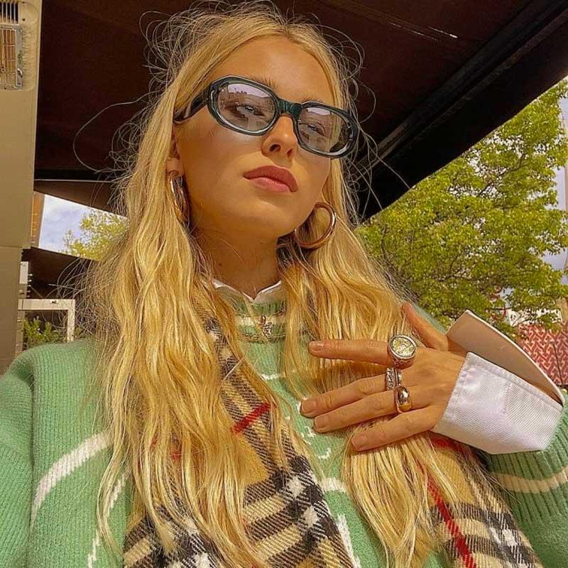 poses instagram óculos