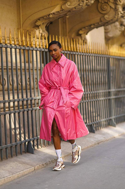 moda trench coat