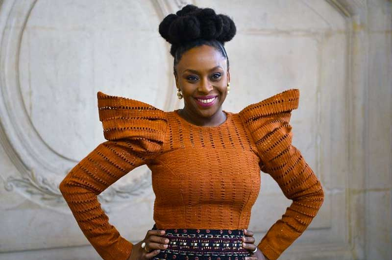 Chimamanda Ngozi Adichie feminista