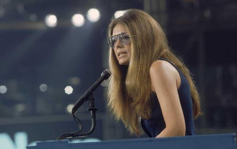 Gloria Steinem jornalista e ativista feminista