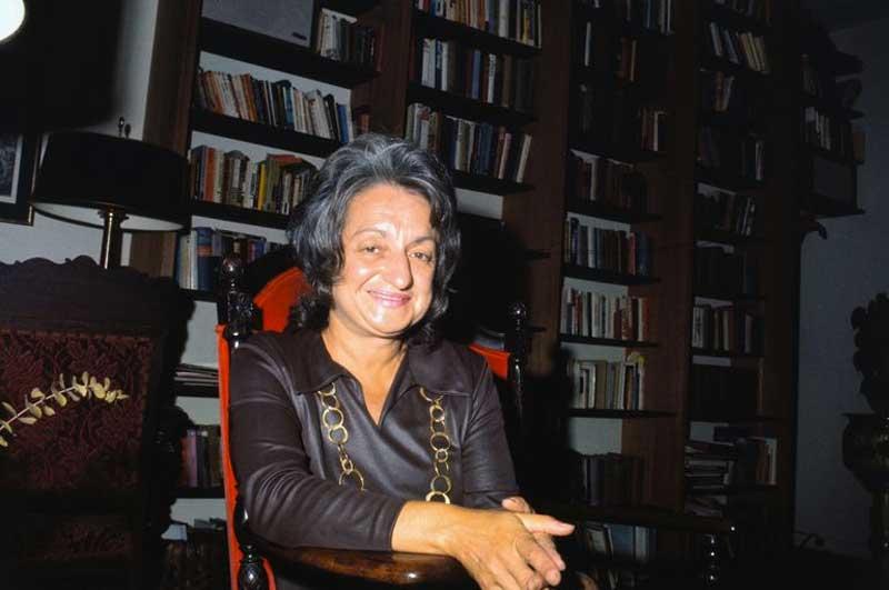 escritora feminista Betty Friedan