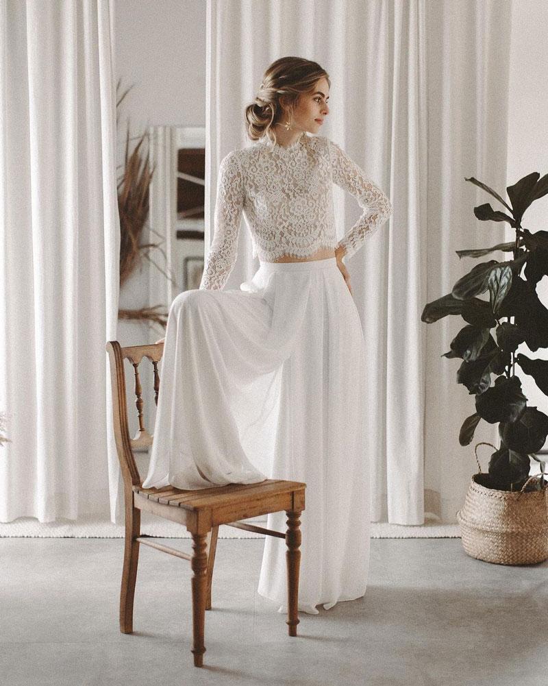 vestidos de noiva 2022