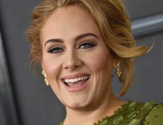 Delineado da Adele