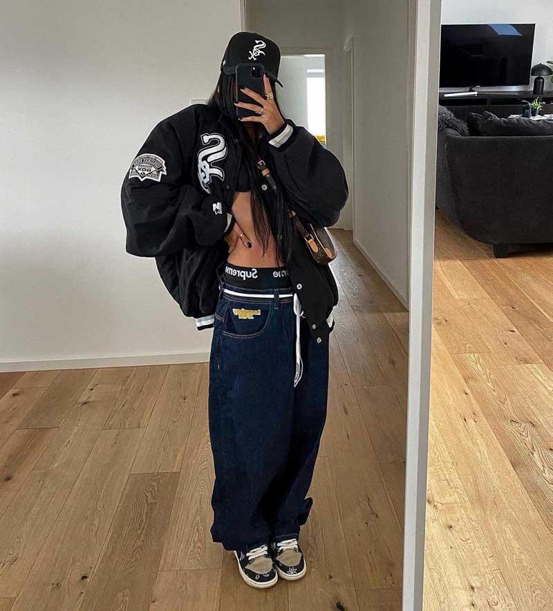 streetwear moda roupas